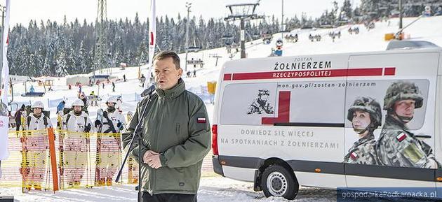 """Na Podkarpaciu startuje II etap kampanii """"Zostań żołnierzem"""""""