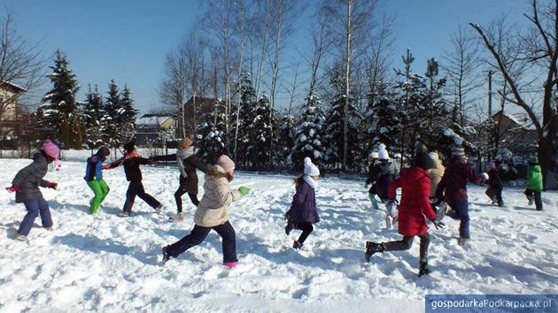 Zapisy na zimowy wypoczynek dla dzieci w Rzeszowie