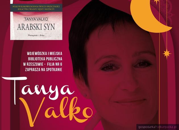 Tanya Valko spotka się w czytelnikami w Rzeszowie