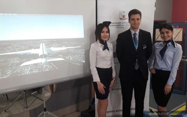 Kariera w branży lotniczej – spotkanie na WSIiZ