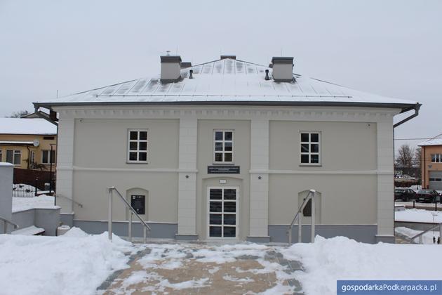 Kolbuszowa: dawna synagoga po remoncie