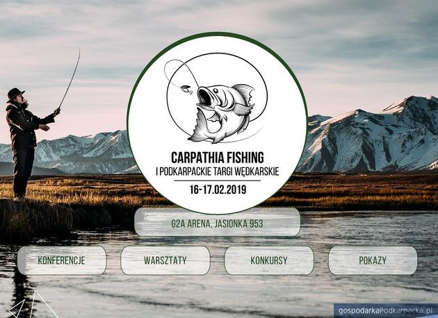 "Targi wędkarskie ""Carpathia Fishing"""