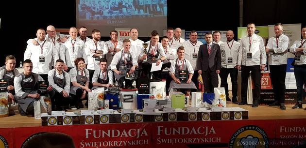 Krzysztof Kowalski z Rzeszowa zwycięzcą Junior Culinary Cup