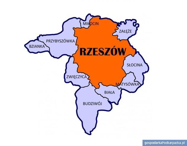 Radni gminy Krasne przeciwko przyłączaniu Malawy do Rzeszowa