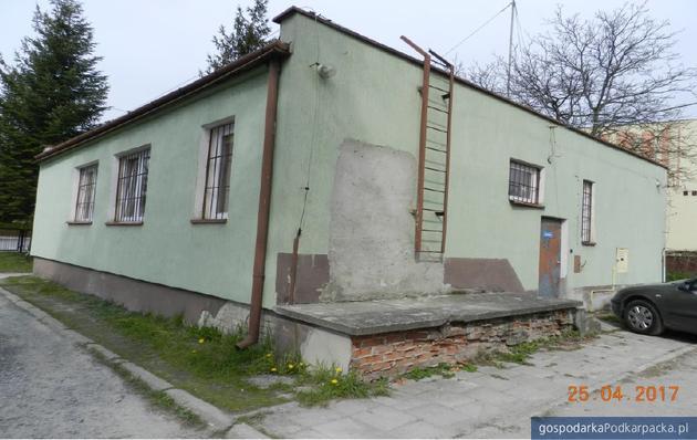 Posterunek policji w Baranowie Sandomierskim doczeka się modernizacji