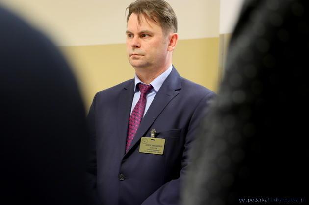 Leszek Kwaśniewski. Fot. powiat mielecki