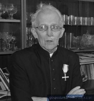 Zmarł ks. Eugeniusz Dryniak, kapelan podkarpackiej Solidarności