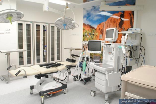 Nowe sale operacyjne w tarnobrzeskim szpitalu