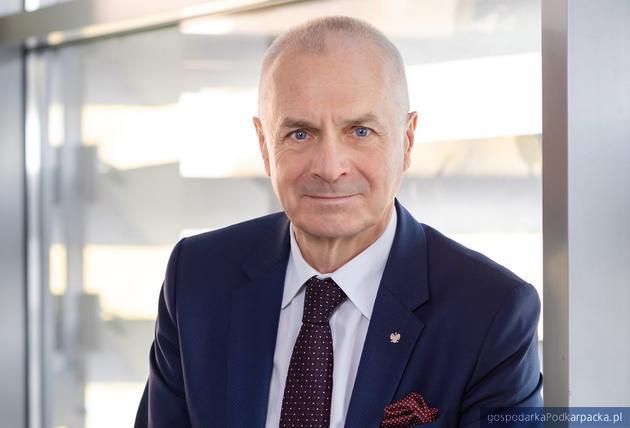 Robert Choma, prezes PGE Obrót. Fot. archiwum PGE