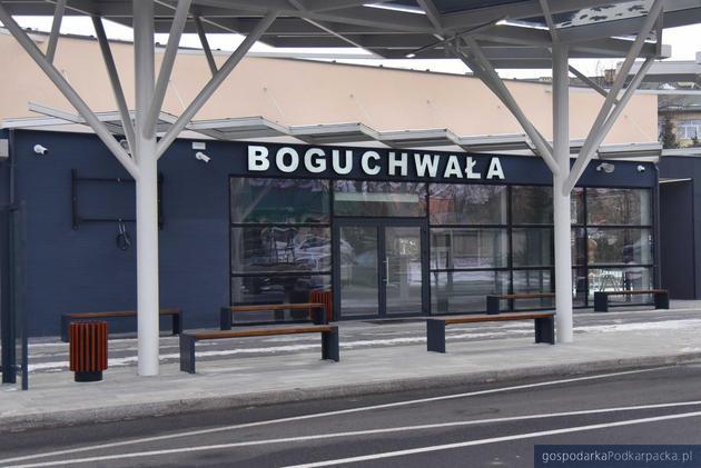 Kolejna inwestycja w dworzec PKS w Boguchwale