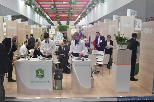 Podkarpaccy producenci na targach ekologicznych Biofach w Norymberdze