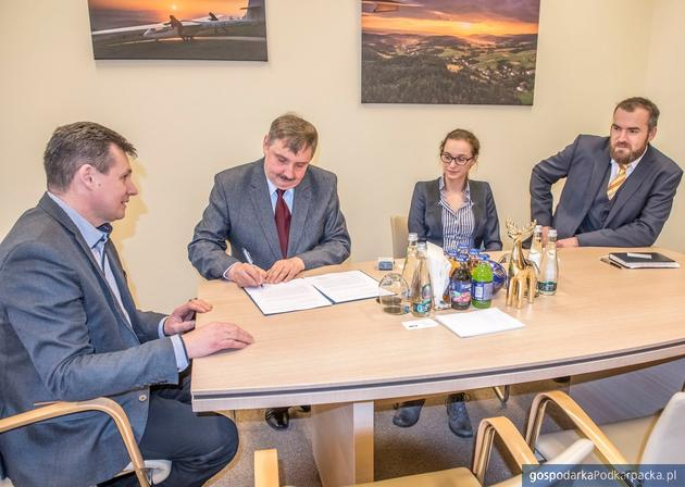Firma Symkom będzie współpracowała z Politechniką Rzeszowską