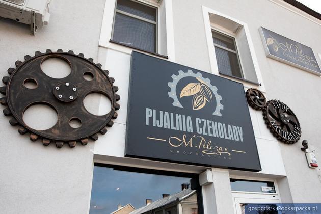 M.Pelczar Chocolatier uruchamia lodziarnię w Korczynie