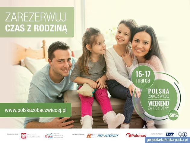 """Akcja """" Weekend Za Pół Ceny"""" 2019"""