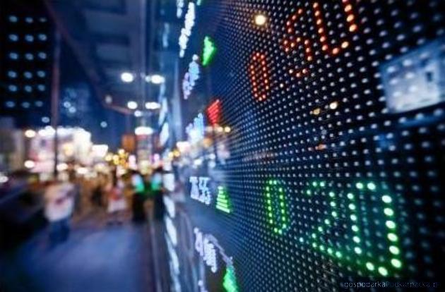 Wzrosty cen akcji