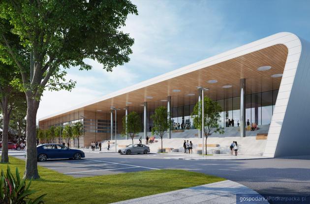 Projekt nowej hali sportowej w Mielcu już gotowy