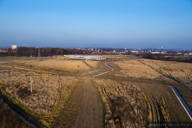 Tereny strefy na początku 2012 roku, fot. przemysl.pl
