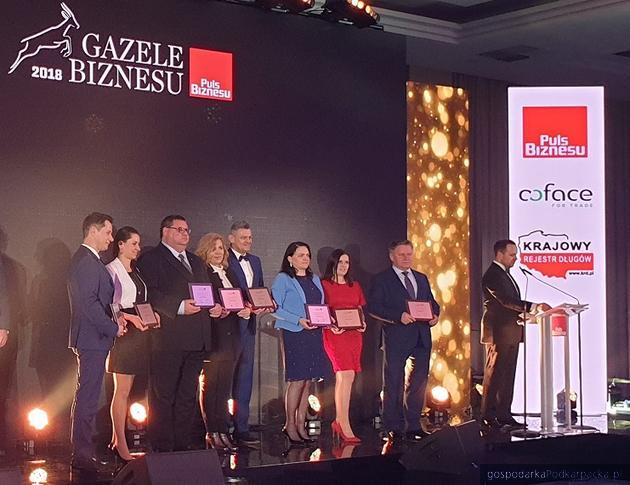 """Zakłady Metalowe """"Dezamet"""" z Gazelą Biznesu"""