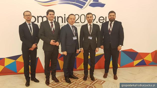 Podkarpackie na 8. Europejskim Szczycie Regionów i Miast w Bukareszcie