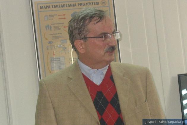 Stanisław Sroka, fot. Adam Cyło
