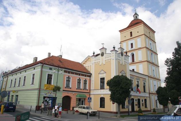 Centrum Leżajska, fot. Agencja Virtus