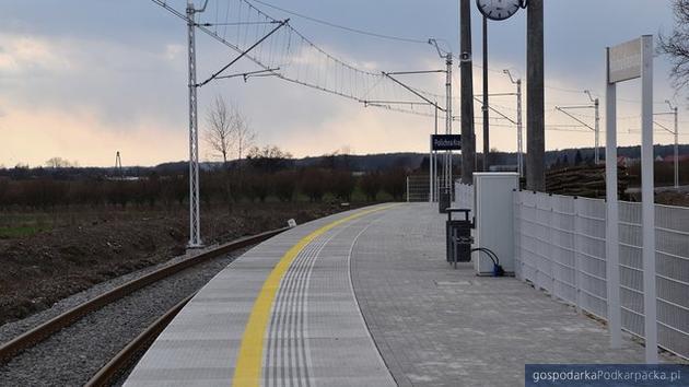 Rozpoczyna się przebudowa linii Zaklików-Stalowa Wola Rozwadów
