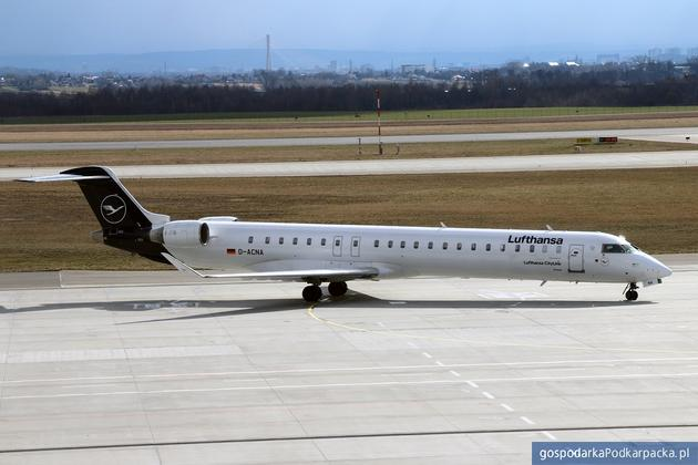 Więcej lotów Lufthansy z Rzeszowa-Jasionki do Monachium
