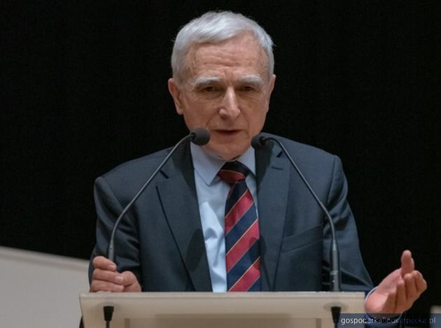 Minister Piotr Naimski. Fot. Arkadiusz Surowiec