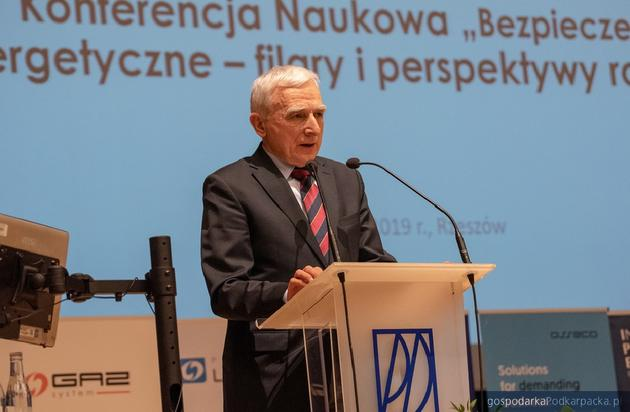Piotr Naimski. Fot. Arkadiusz Surowiec