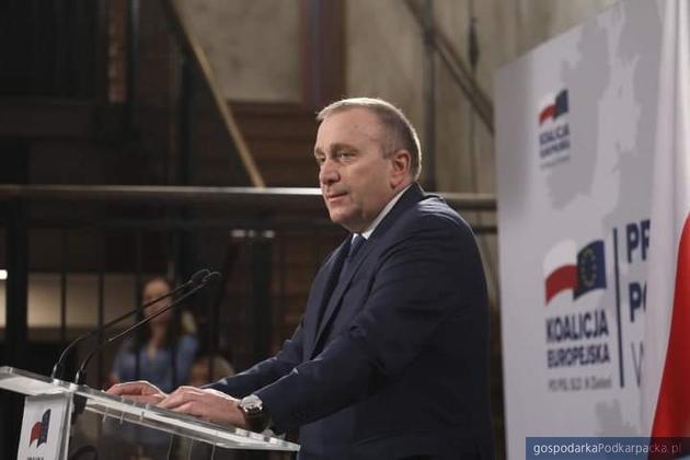 Konwencja Koalicji Europejskiej w Rzeszowie