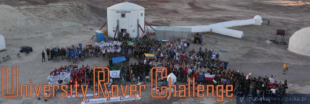 Legendary Rover Team znów wystartuje w University Rover Challenge