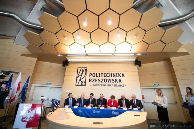 Huta Stalowa Wola i Politechnika Rzeszowska będą współpracować
