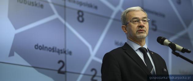 Jerzy Kwieciński, minister inwestycji i rozwoju. Fot. miir.gov.pl