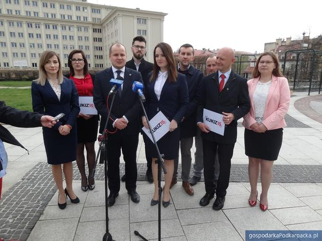 Kandydaci Kukiz'15 do Parlamentu Europejskiego 2019