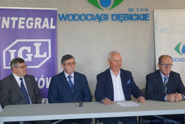 Modernizacja stacji uzdatniania wody w Dębicy. Umowa podpisana