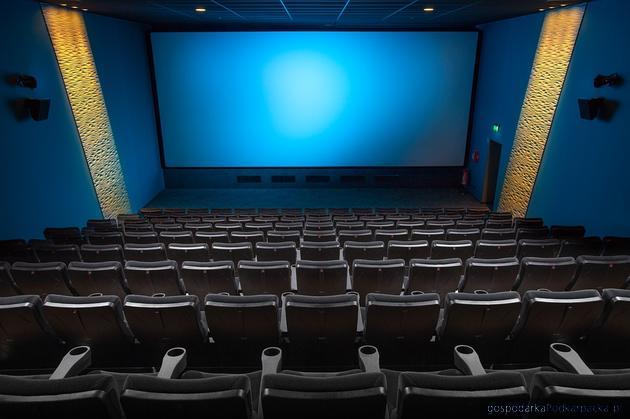 Mniej kin na Podkarpaciu, ale więcej widzów