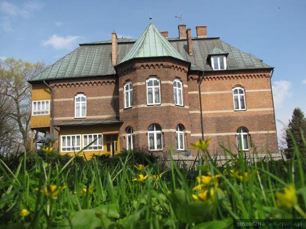 Taras pałacu w Lubzinie zostanie odnowiony