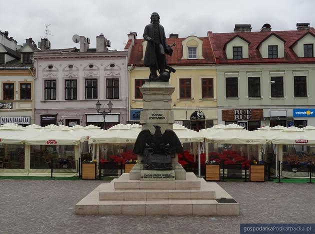 Pomnik Kościuszki zostanie odświeżony
