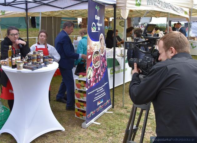 Podkarpackie produkty na pikniku Poznaj Dobrą Żywność  w Warszawie