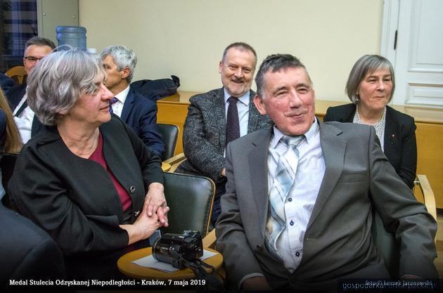 Pierwsza z lewej Elżbieta Kensy. Fot. Leszek Jaranowski