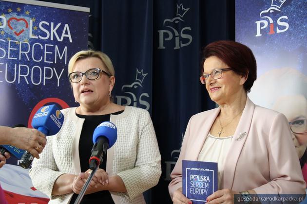 Beata Kempa wsparła Marię Kurowską w wyborach do Europarlamentu