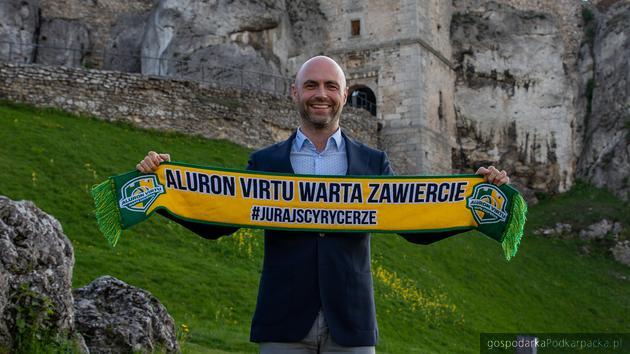 Fot. Krzysztof Popiół/Biuro Prasowe Aluron Virtu Warta Zawiercie