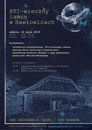 Noc Muzeów w Jarosławiu 2019