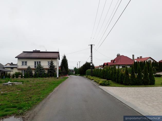 Nowe oświetlenie drogowe w Kosinie i Kraczkowej