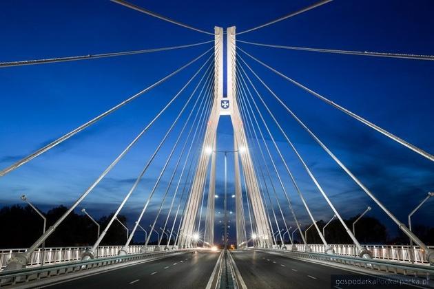 Most Mazowieckiego. Fot. Tadeusz Poźniak/rzeszow.pl