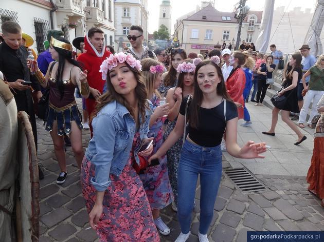 Tak bawili się studenci na Kulturaliach w 2018 r.