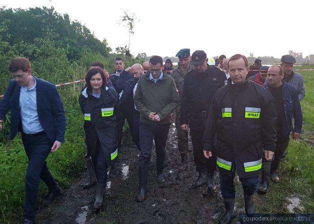 Marszałek wesprze finansowo poszkodowane w powodzi gmin