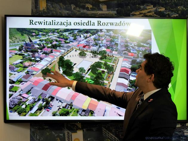 Rewitalizacja rynku w Stalowej Woli - Rozwadowie. Przetarg ogłoszony