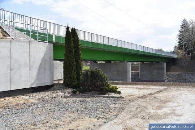 Nowy most w Zarzeczu oficjalnie otwarty