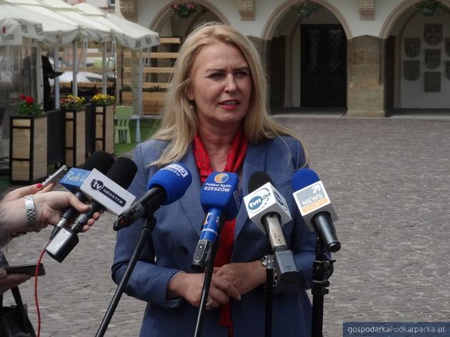 Łukacijewska: Gawlik powinien podać się do dymisji